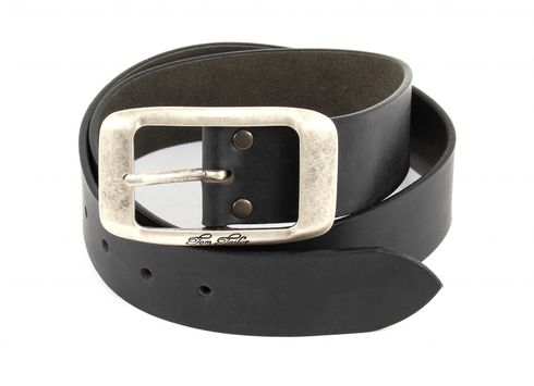 TOM TAILOR Belt TW1003R01 W80 Black