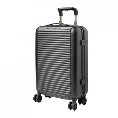 MANDARINA DUCK Tank Case Trolley Extra Large Black