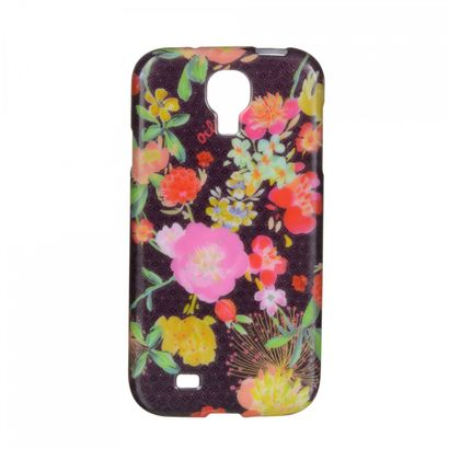 Oilily Tropical Peony Galaxy S4 Case Navy