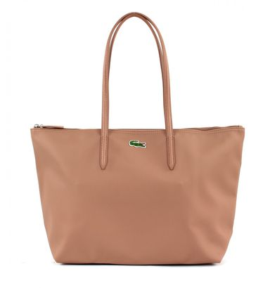 LACOSTE L.12.12 Concept L1 Large Shopping Bag With Drop Almondine