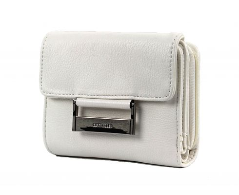 GERRY WEBER Talk Different Ladies Purse White