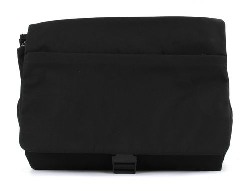 LEONHARD HEYDEN Soho Messenger Bag L Black
