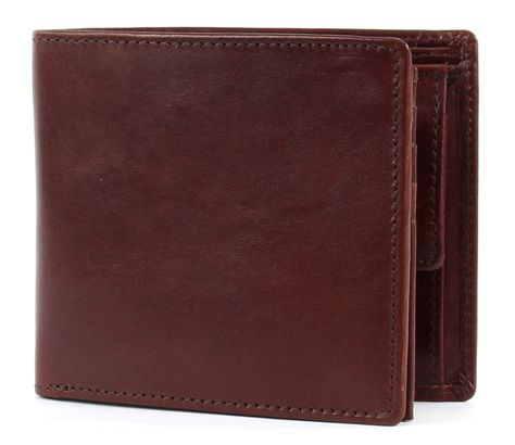 LEONHARD HEYDEN Cambridge Wallet Cognac