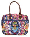 Oilily Travel Paisley Office Bag Navy online kaufen bei modeherz