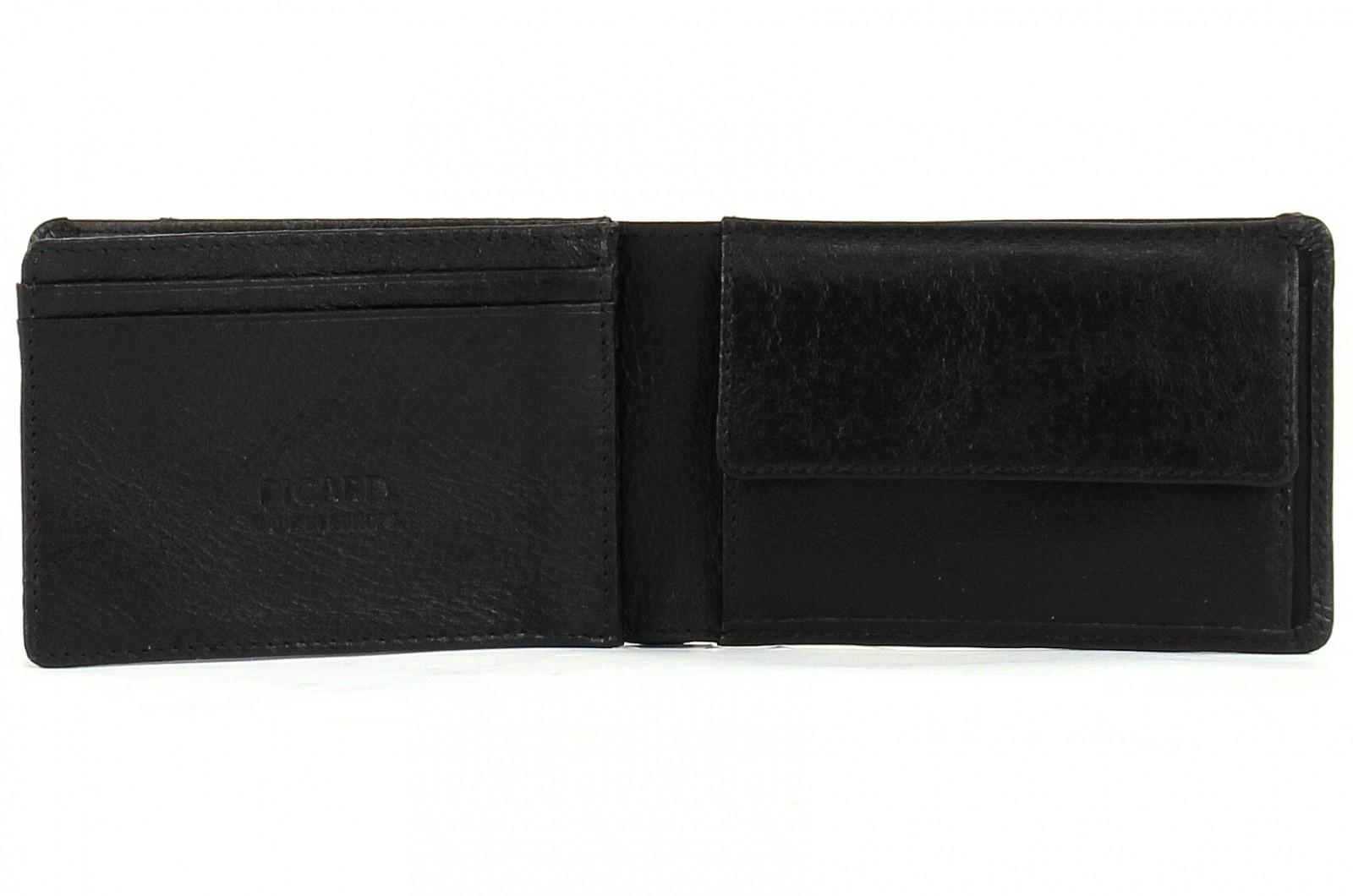 PICARD Buddy 1 Small Wallet Black