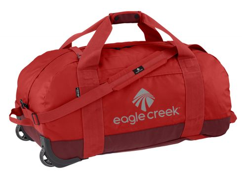 eagle creek No Matter What Rolling Duffel L Firebrick