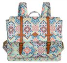Oilily Mix and Match M Flap Backpack Pixels online kaufen bei modeherz