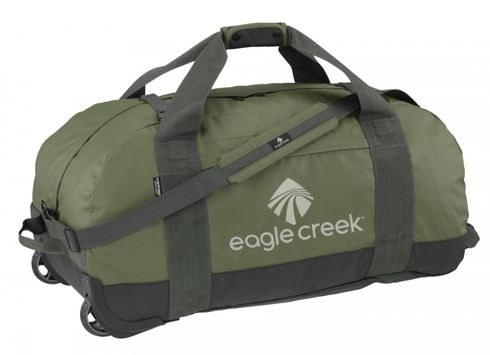 eagle creek No Matter What Rolling Duffel XL Olive