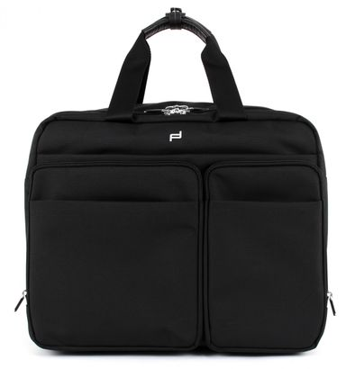 PORSCHE DESIGN Roadster 3.0 BriefBag M Black