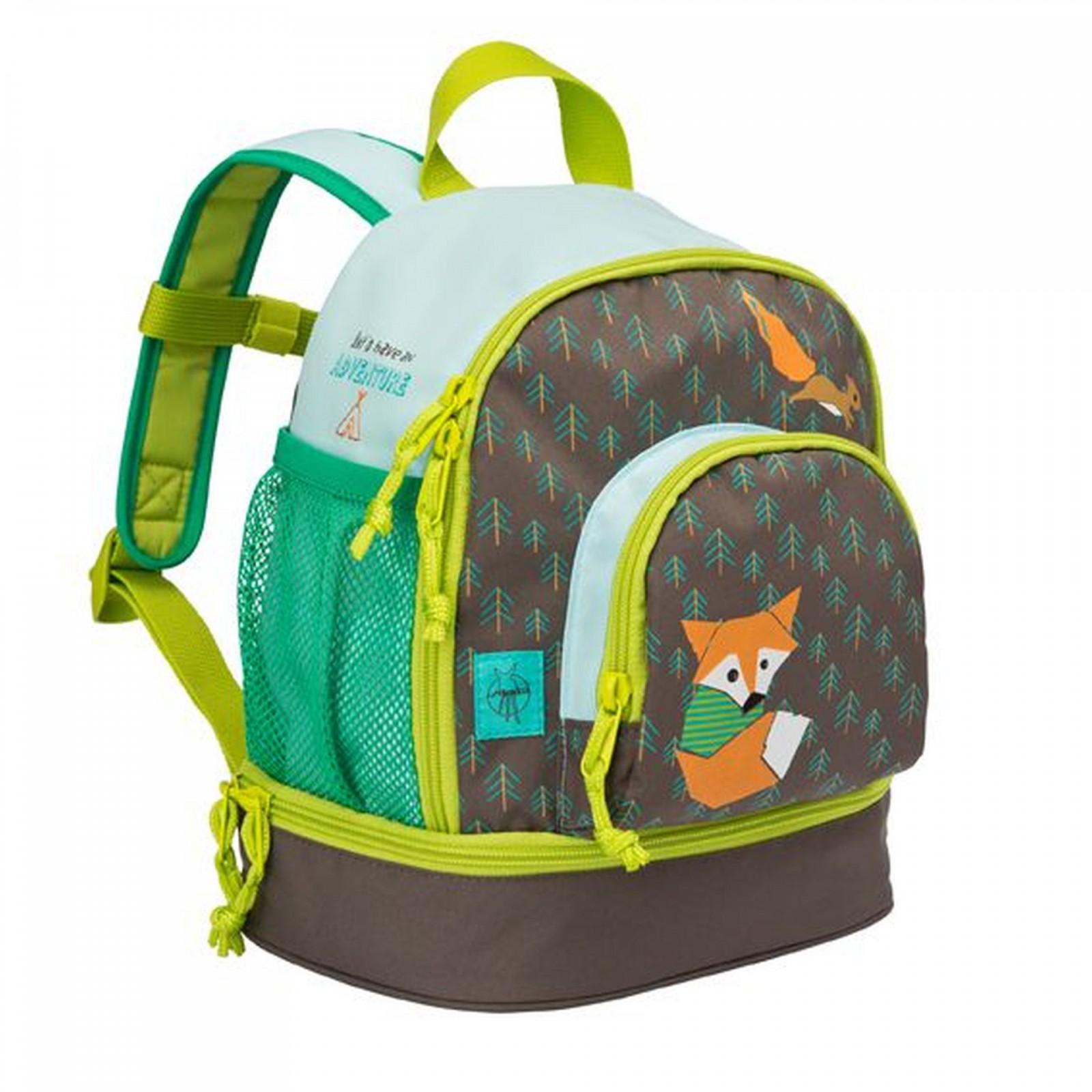 Lässig 4Kids Mini Backpack M Little Tree Fox