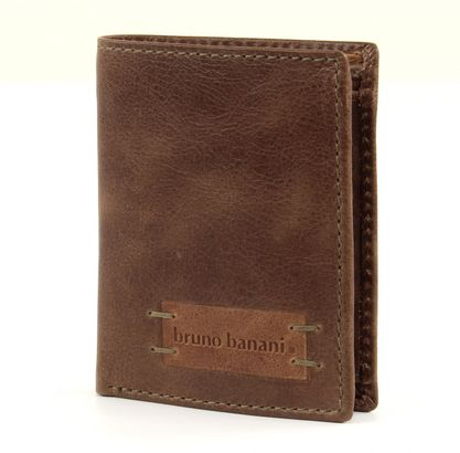 bruno banani Vista Pocket Wallet High Brown / Cognac