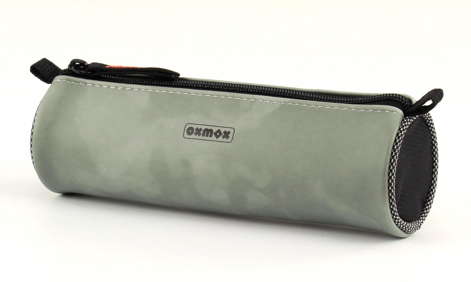oxmox Touch-It Pencil Box Grau