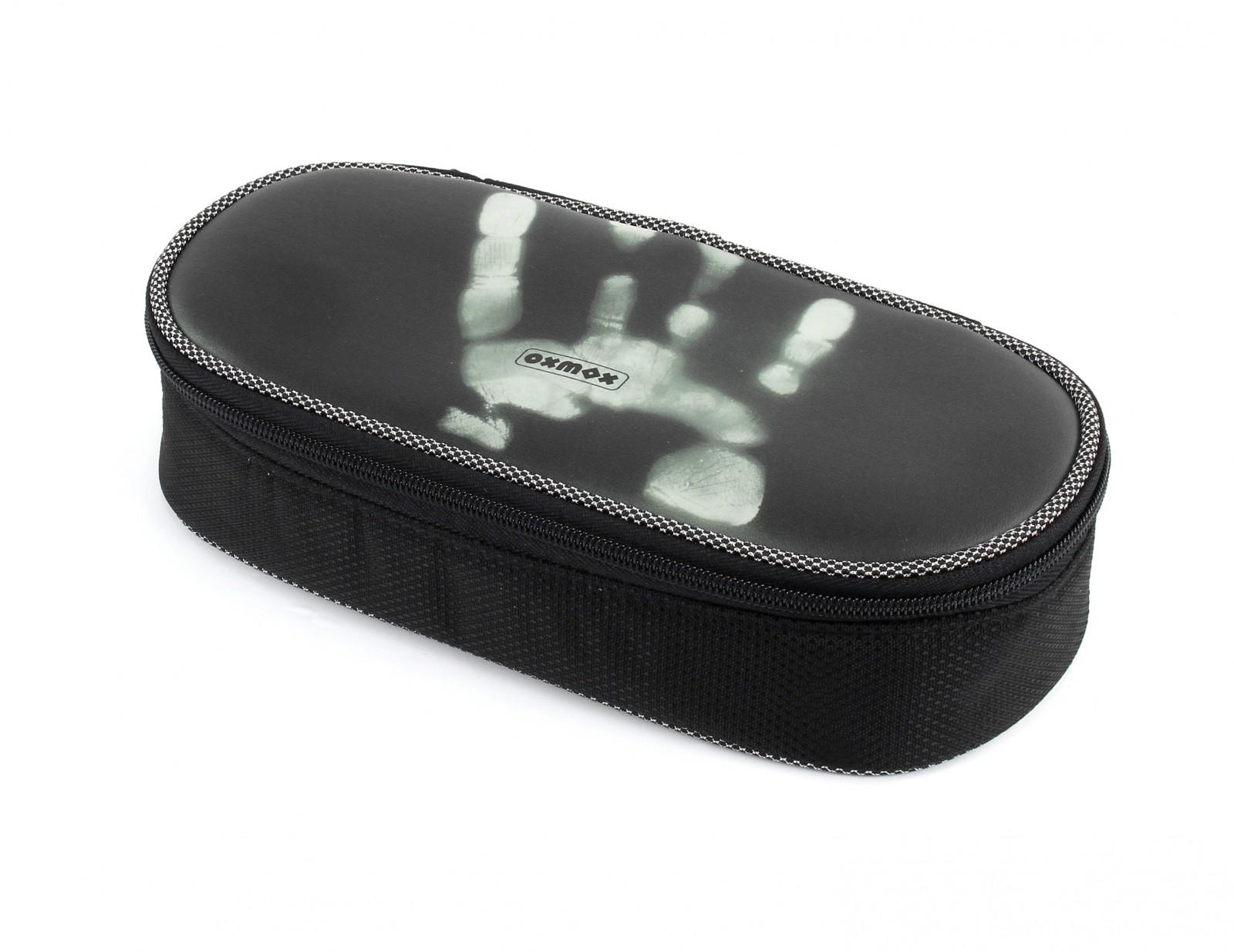 oxmox Touch-It Hardbox Grau