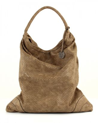 SURI FREY Nancy Shoulderbag Taupe
