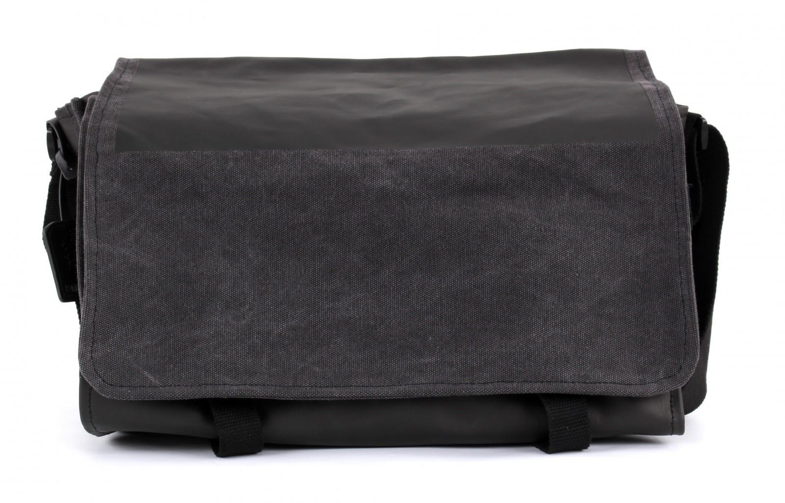 LEONHARD HEYDEN Gobi Shoulder Bag L Black