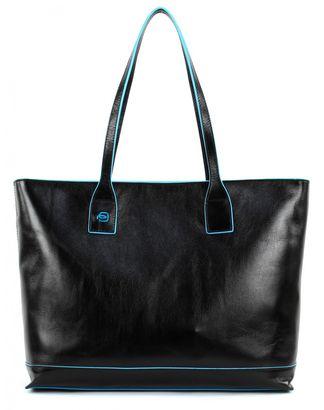 PIQUADRO Blue Square Office Shopper Nero