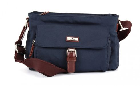 TOM TAILOR Rina Crossover Bag Blue