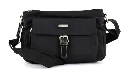 TOM TAILOR Rina Crossover Bag Black