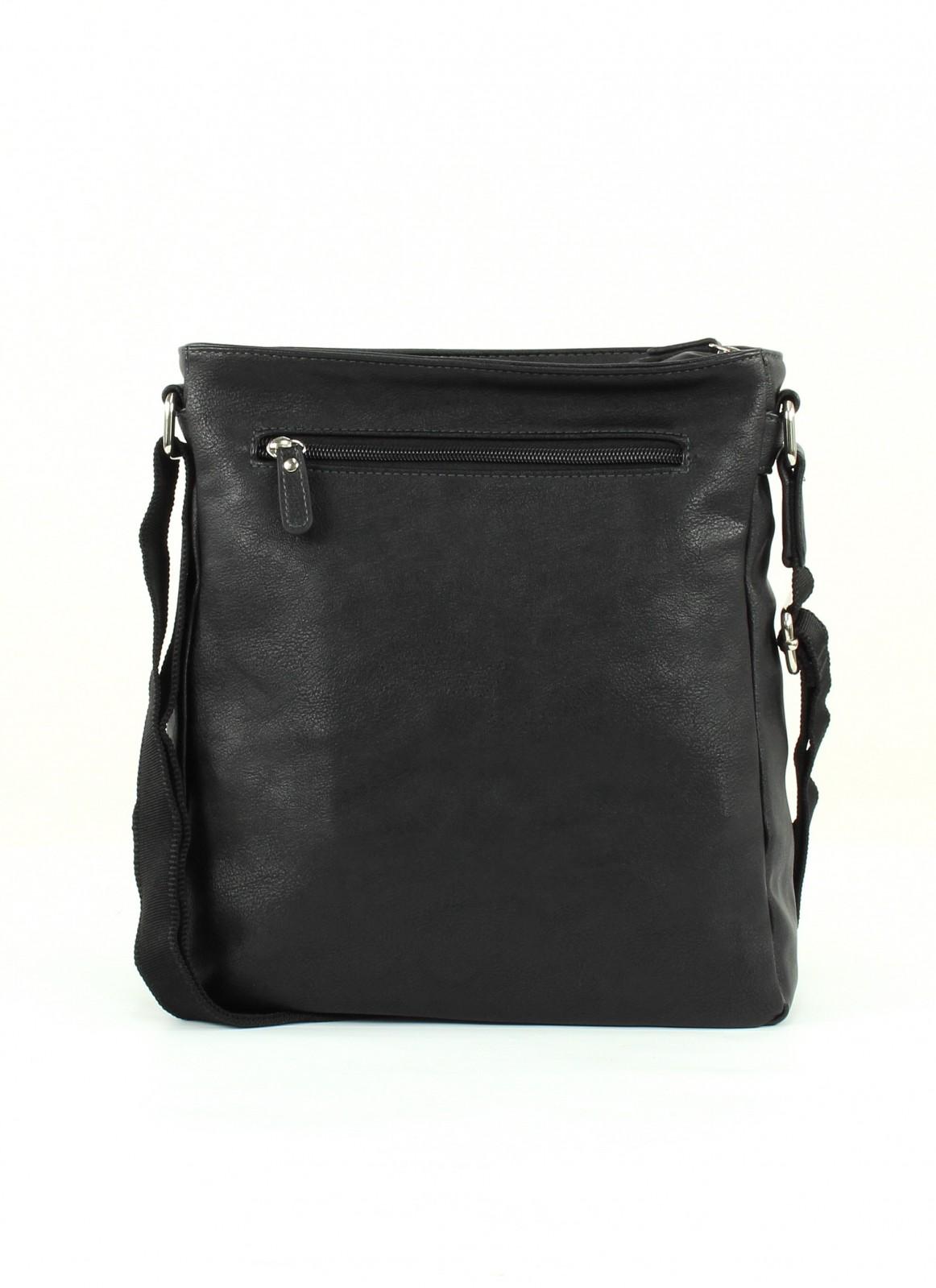tom tailor cross body bag rina pu shoulderbag black. Black Bedroom Furniture Sets. Home Design Ideas