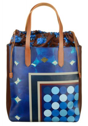 Oilily Magical Tote Bag Painted Dots