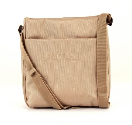 PICARD Hitec S Zip Shoulderbag Creme