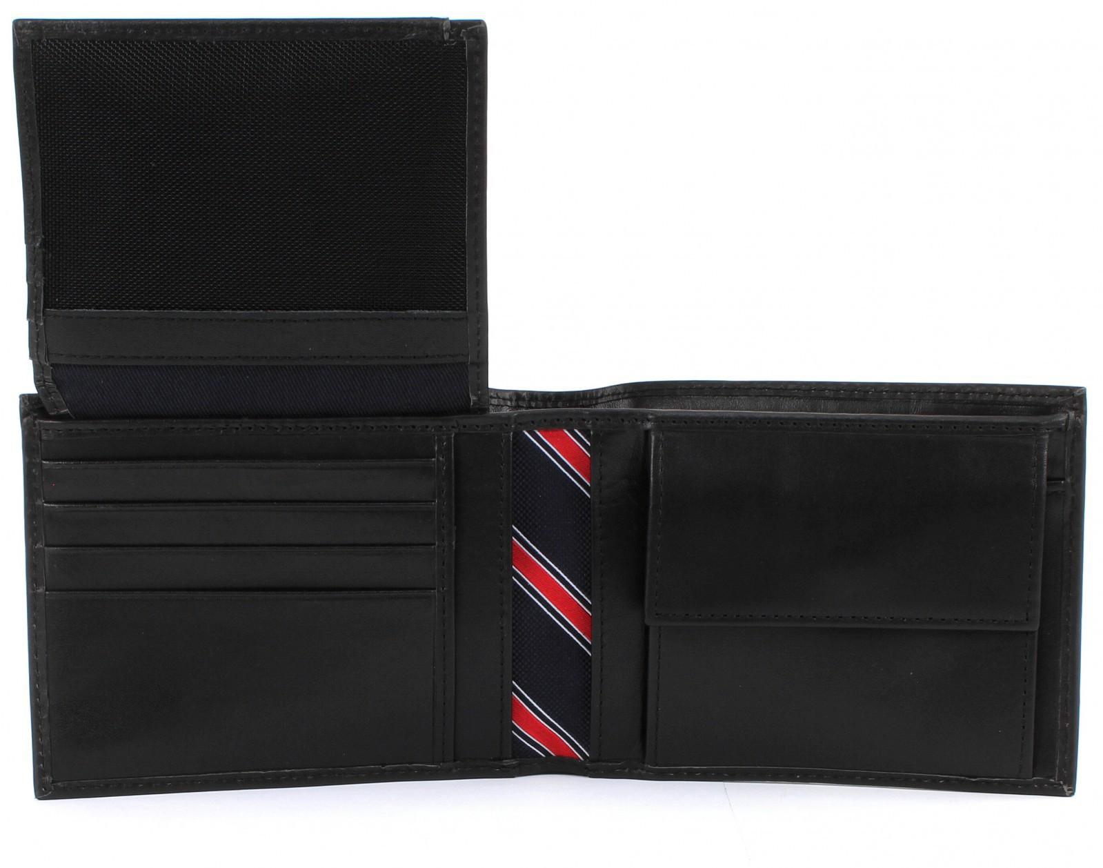 tommy hilfiger purse eton cc flap and coin pocket black. Black Bedroom Furniture Sets. Home Design Ideas