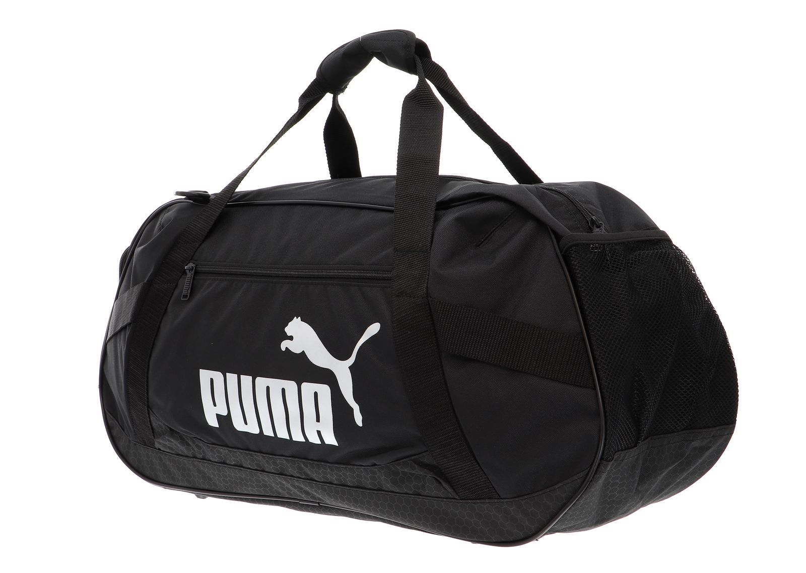PUMA Active TR Duffle Bag M Black - Black