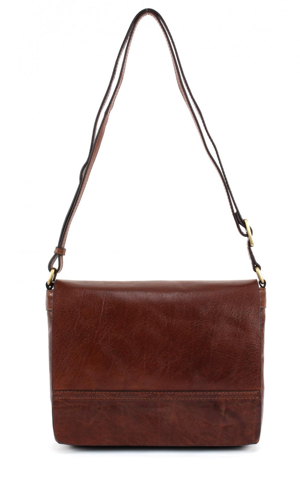 GERRY WEBER Lugano Flap Bag S Cognac
