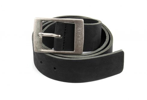 ESPRIT New Denim Related Belt W85 Black