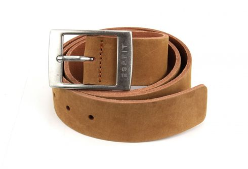 ESPRIT New Denim Related Belt W100 Caramel
