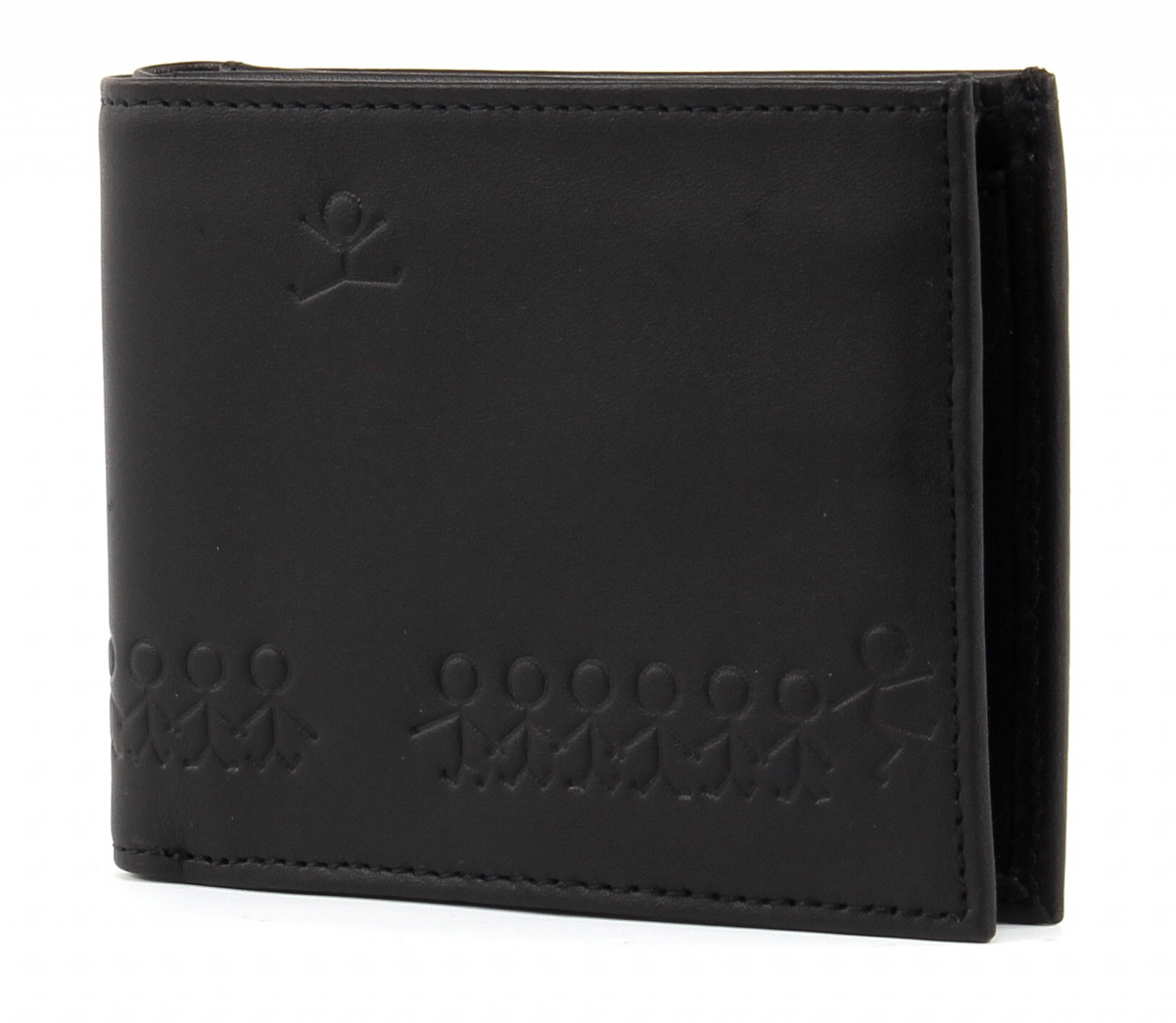 oxmox Leather Pocketbörse Jumping Jack
