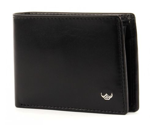 Golden Head Cervino Slim Wallet Mini Black