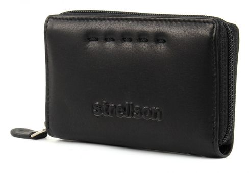 strellson Oxford Circus Card Holder H10Z Black