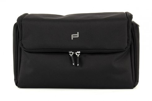 PORSCHE DESIGN Roadster 3.0 Wash Bag K Black