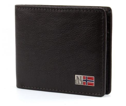 NAPAPIJRI Mandal Billfold 6 C/C Brown