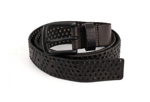 COWBOYSBELT Belt 309053 W100 Black