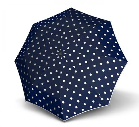 Knirps T.200 Medium Duomatic Dot Art Navy