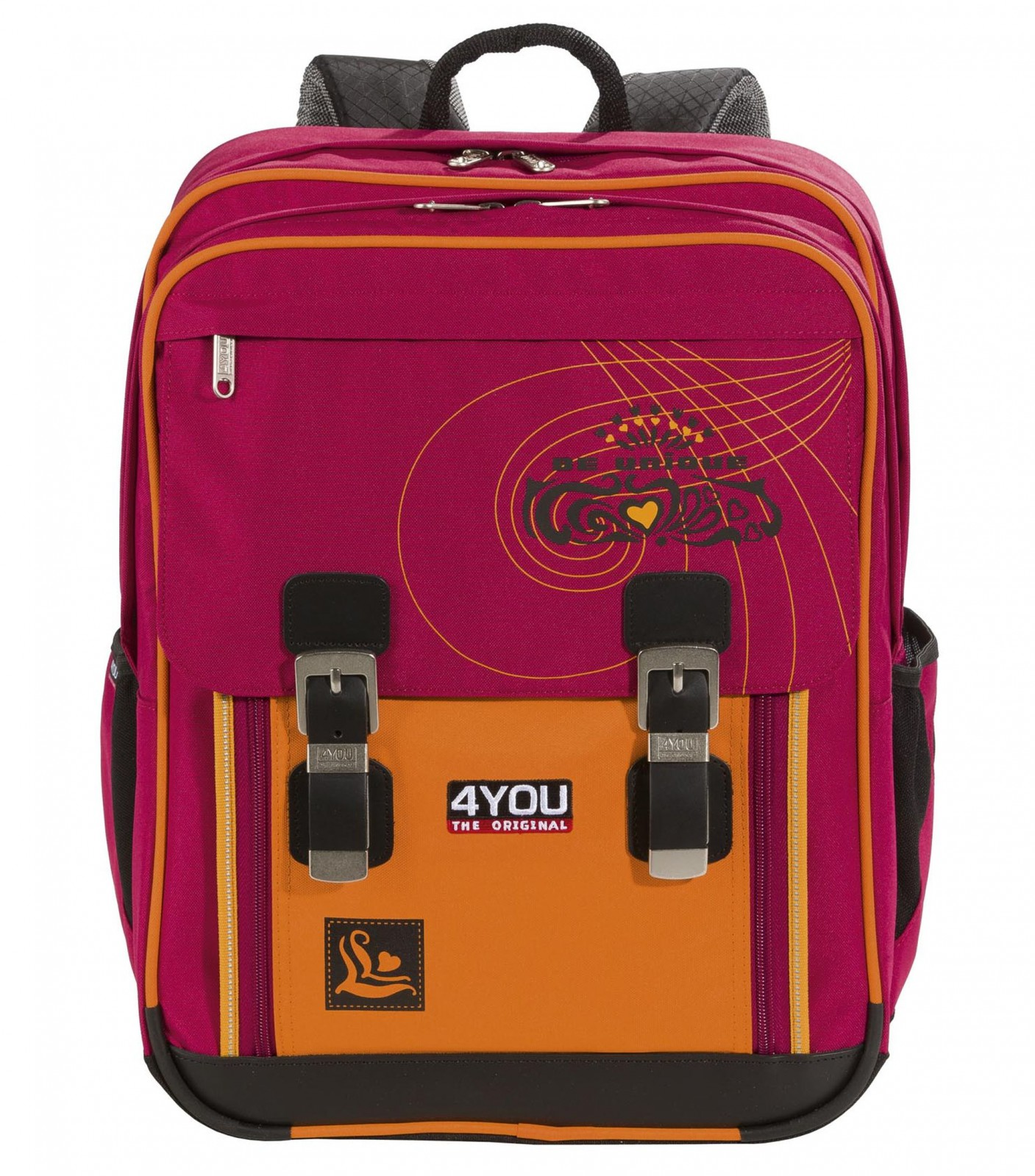 School bags online cash on delivery -  Credit Card Cash On Delivery Invoice And Sofort Berweisung De4you Flash Srs Classic Plus School Backpack 707 55 90 Only Possible If You Pay By