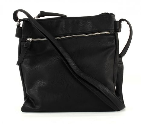 Tamaris MARLENE Crossover Bag Black