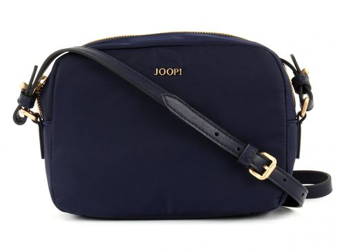 JOOP! Cloe Nylon Shoulder Bag Small Dark Blue