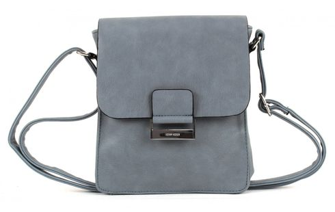GERRY WEBER Talk Different Flap Bag M Light Blue