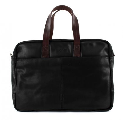 bugatti Grinta Brief Bag Medium Black