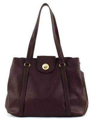 ESPRIT Abby Fancy Shopper Bordeaux Red