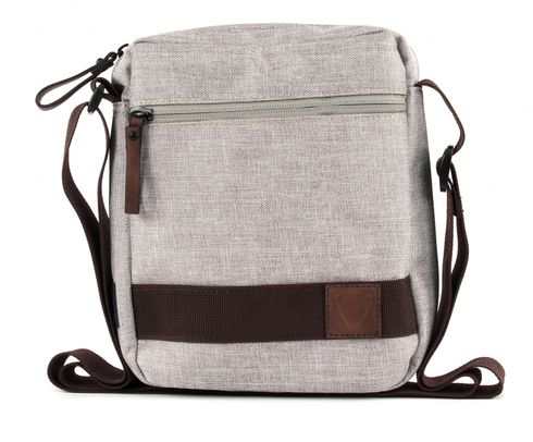 strellson Northwood ShoulderBag SV Light Grey