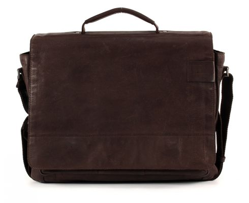 strellson Upminster BriefBag L Dark Brown