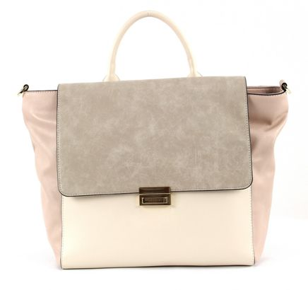 ESPRIT Ally Top Handle Bag Light Taupe