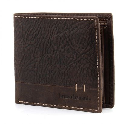 bruno banani Harlem Wallet Quer Brown