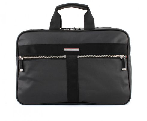 TOMMY HILFIGER Darren Briefcase Black