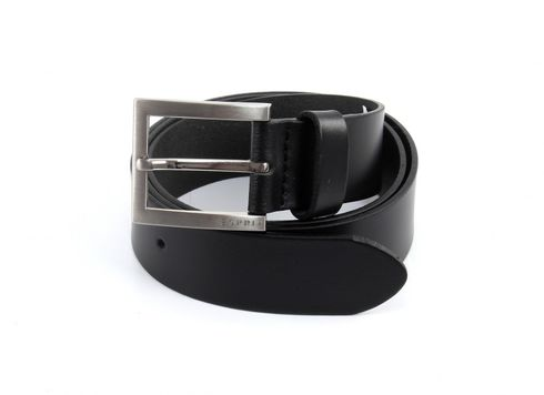 ESPRIT Olaf Belt W95 Black