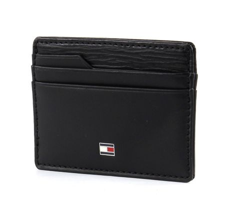 TOMMY HILFIGER Tailored CC Holder Black